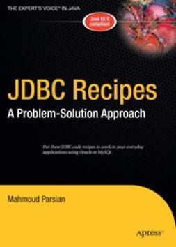 Parsian, Mahmoud - JDBC Recipes, ebook