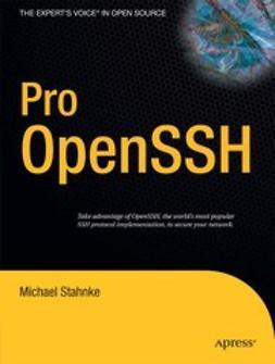 Stahnke, Michael - Pro OpenSSH, ebook