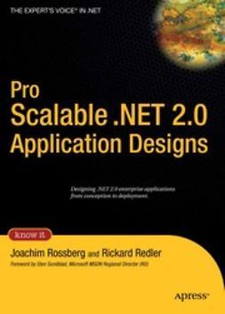 Redler, Rickard - Pro Scalable .NET 2.0 Application Designs, ebook