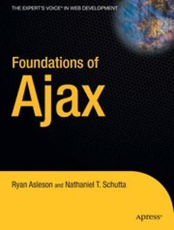 Asleson, Ryan - Foundations of Ajax, ebook