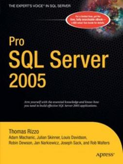 Davidson, Louis - Pro SQL Server 2005, ebook
