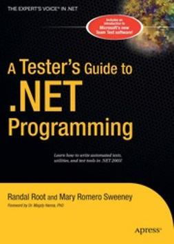 Root, Randal - A Tester's Guide to .NET Programming, ebook