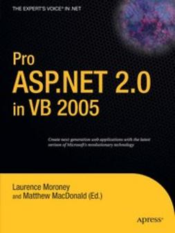 MacDonald, Matthew - Pro ASP.NET 2.0 in VB 2005, e-kirja