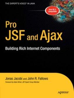 Fallows, John R. - Pro JSF and Ajax, ebook
