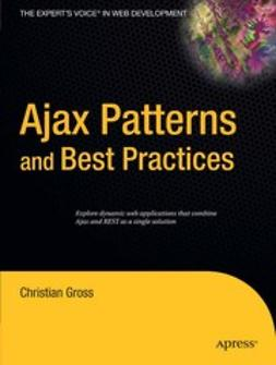 Gross, Christian - Ajax Patterns and Best Practices, e-bok