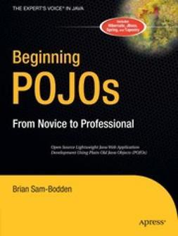 Sam-Bodden, Brian - Beginning POJOs, ebook