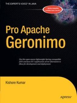 Kumar, Kishore - Pro Apache Geronimo, ebook