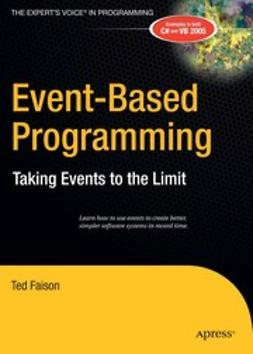 Faison, Ted - Event-Based Programming, ebook