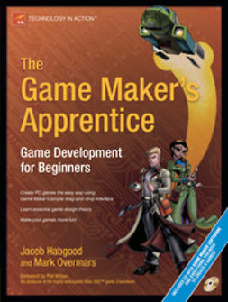 Habgood, Jacob - The Game Maker's Apprentice, e-kirja