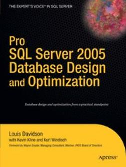 Davidson, Louis - Pro SQL Server 2005 Database Design and Optimization, e-bok