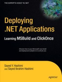 Hashimi, Sayed Ibrahim - Deploying .NET Applications, e-bok