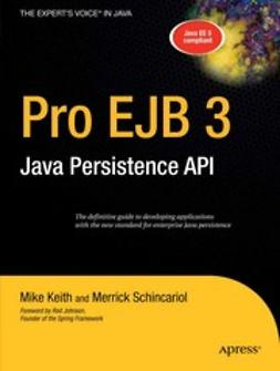 Keith, Mike - Pro EJB 3, ebook
