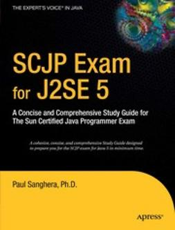 Sanghera, Paul - SCJP Exam for J2SE 5, e-kirja