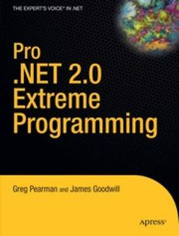 Goodwill, James - Pro .NET 2.0 Extreme Programming, ebook