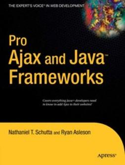 Asleson, Ryan - Pro Ajax and Java™ Frameworks, ebook