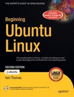 Thomas, Keir - Beginning Ubuntu Linux, ebook