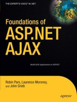 Grieb, John - Foundations of ASP.NET AJAX, ebook
