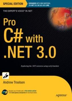 Troelsen, Andrew - Pro C# with .NET 3.0, ebook