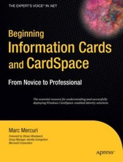 Mercuri, Marc - Beginning Information Cards and Cardspace, e-bok