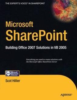 Hillier, Scot - Microsoft SharePoint, ebook