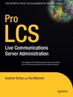 Edney, Andrew - Pro LCS, ebook