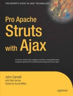 Carnell, John - Pro Apache Struts with Ajax, ebook