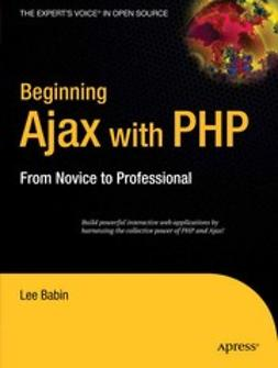 Babin, Lee - Beginning Ajax with PHP, ebook