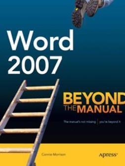 Morrison, Connie - Word 2007, ebook