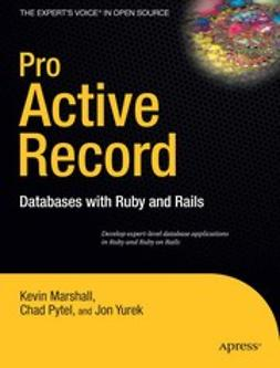Marshall, Kevin - Pro Active Record, ebook