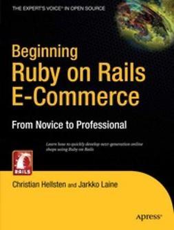 Hellsten, Christian - Beginning Ruby on Rails E-Commerce, ebook