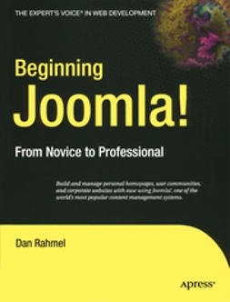 Rahmel, Dan - Beginning Joomla!, ebook