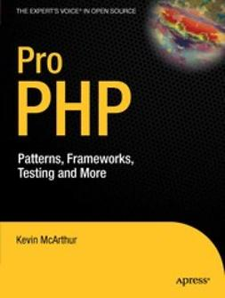 McArthur, Kevin - Pro PHP, ebook