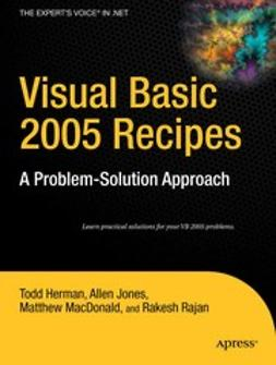 Herman, Todd - Visual Basic 2005 Recipes, e-bok
