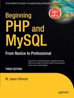Gilmore, W. Jason - Beginning PHP and MySQL, ebook