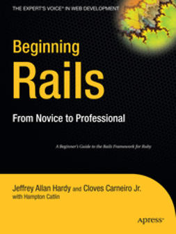 Carneiro, Cloves - Beginning Rails, e-kirja