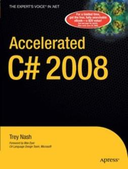 Nash, Trey - Accelerated C# 2008, e-kirja