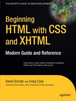 Cook, Craig - Beginning HTML with CSS and XHTML, ebook