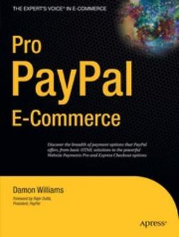 Williams, Damon - Pro PayPal E-Commerce, ebook