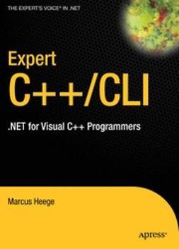 Heege, Marcus - Expert C++/CLI, ebook