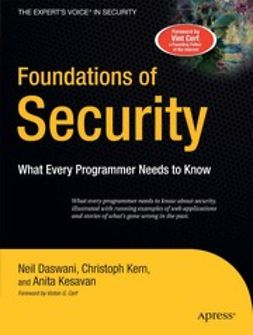 Daswani, Neil - Foundations of Security, ebook