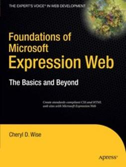 how to create a website using microsoft expression web 4