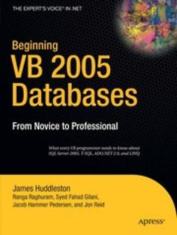 Gilani, Syed Fahad - Beginning VB 2005 Databases, e-bok