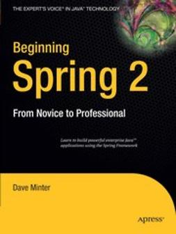 Minter, Dave - Beginning Spring 2, ebook