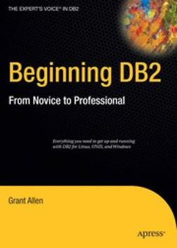 Allen, Grant - Beginning DB2, ebook
