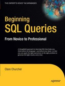 Churcher, Clare - Beginning SQL Queries, ebook