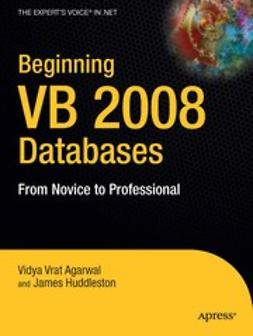 Agarwal, Vidya Vrat - Beginning VB 2008 Databases, ebook