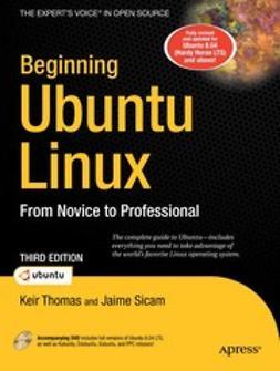 Sicam, Jaime - Beginning Ubuntu Linux, ebook