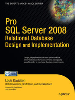 Davidson, Louis - Pro SQL Server 2008 Relational Database Design and Implementation, ebook