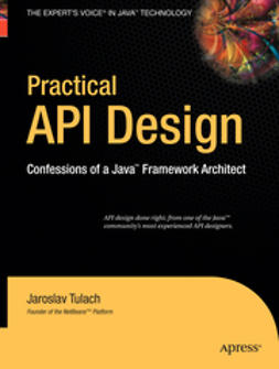 Tulach, Jaroslav - Practical API Design, ebook