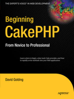 Golding, David - Beginning CakePHP, ebook